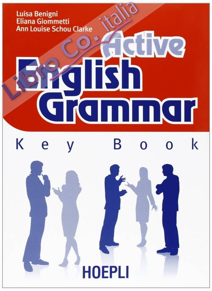 Active english grammar. Key book