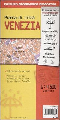 Venezia 1:4.500.