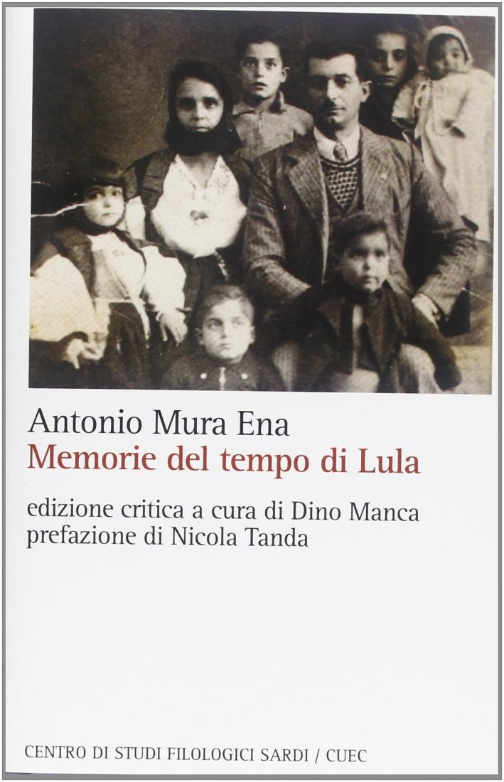 Memorie del tempo di Lula