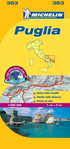 Puglia 1:200.000.