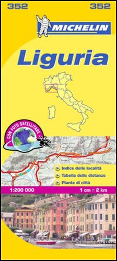 Liguria 1:200.000.