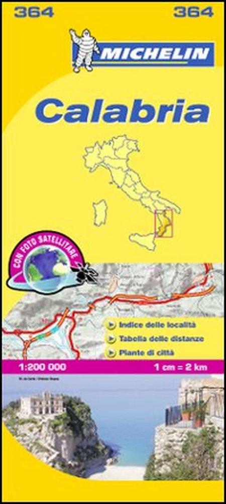 Calabria 1:200.000.
