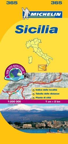 Sicilia 1:200.000.