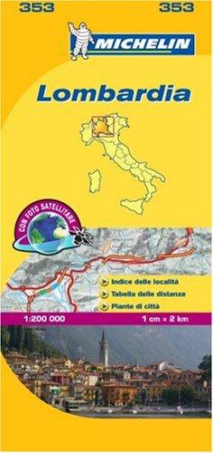 Lombardia 1:200.000.