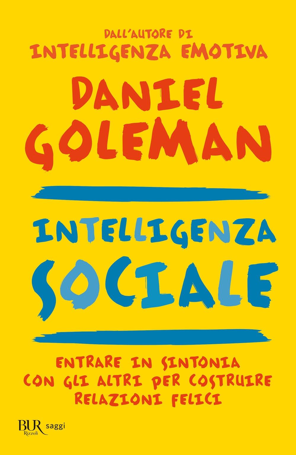 Intelligenza sociale.