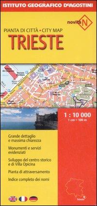 Trieste 1:10.000.