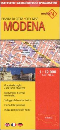 Modena 1:12.000.