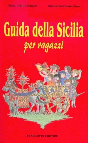 Guida della Sicilia per ragazzi.