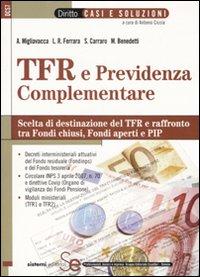 TFR e previdenza complementare.