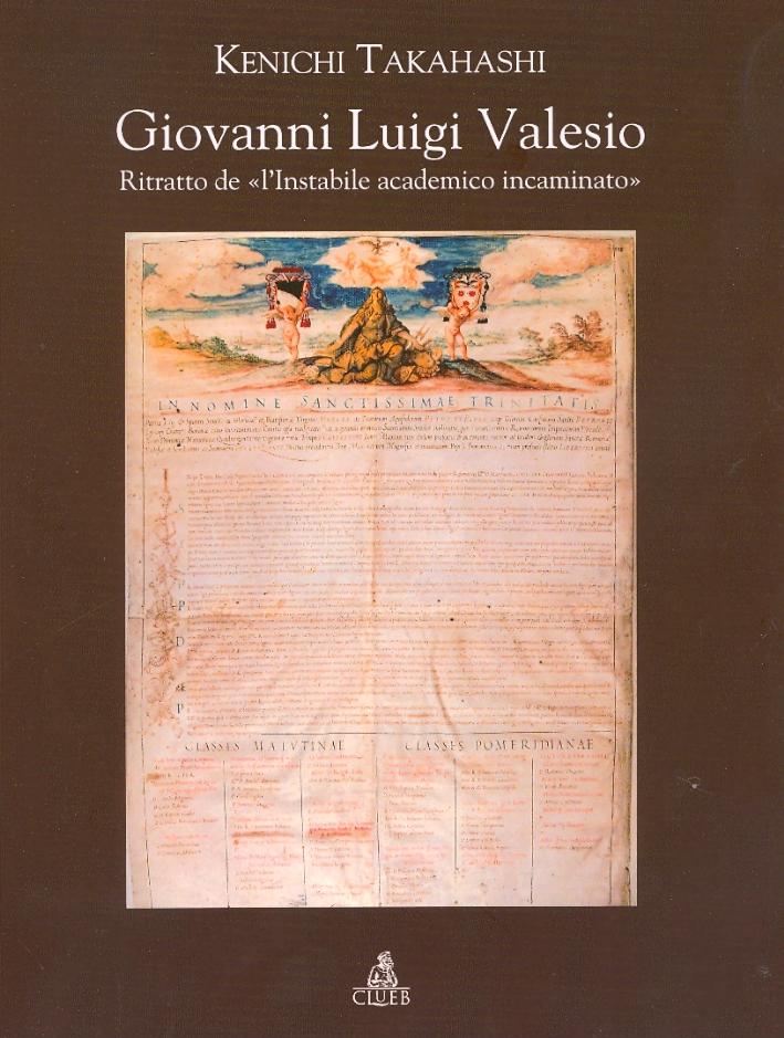 Giovanni Luigi Valesio. Ritratto de