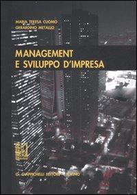 Management e sviluppo d'impresa