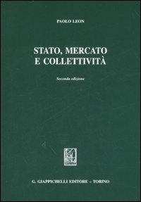 Stato, mercato e collettività