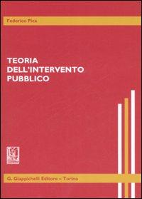 Teoria dell'intervento pubblico