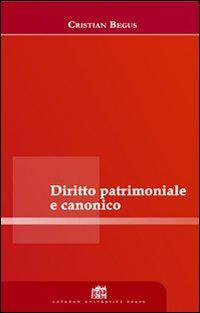 Diritto patrimoniale canonico