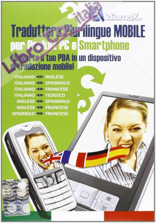 Traduttore plurilingue mobile. CD-ROM