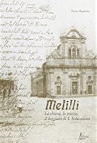Melilli. La chiesa, la piazza, il loggiato di San Sebastiano