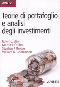 Teorie di portafoglio e analisi degli investimenti.