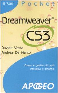 Dreamweaver CS3 pocket.