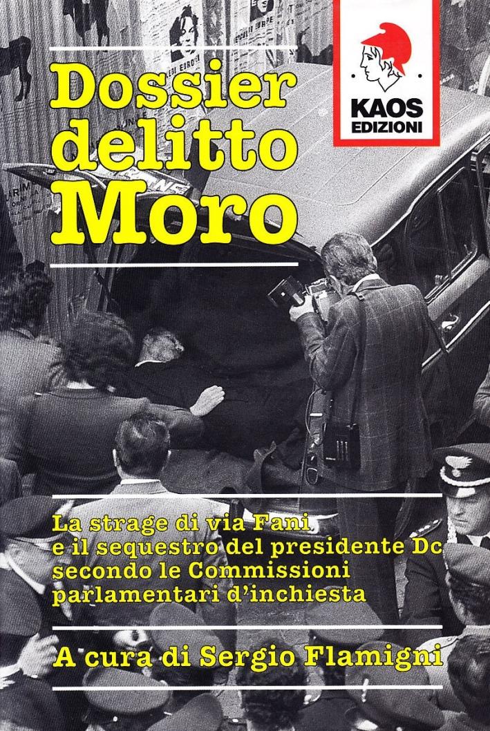 Dossier delitto Moro