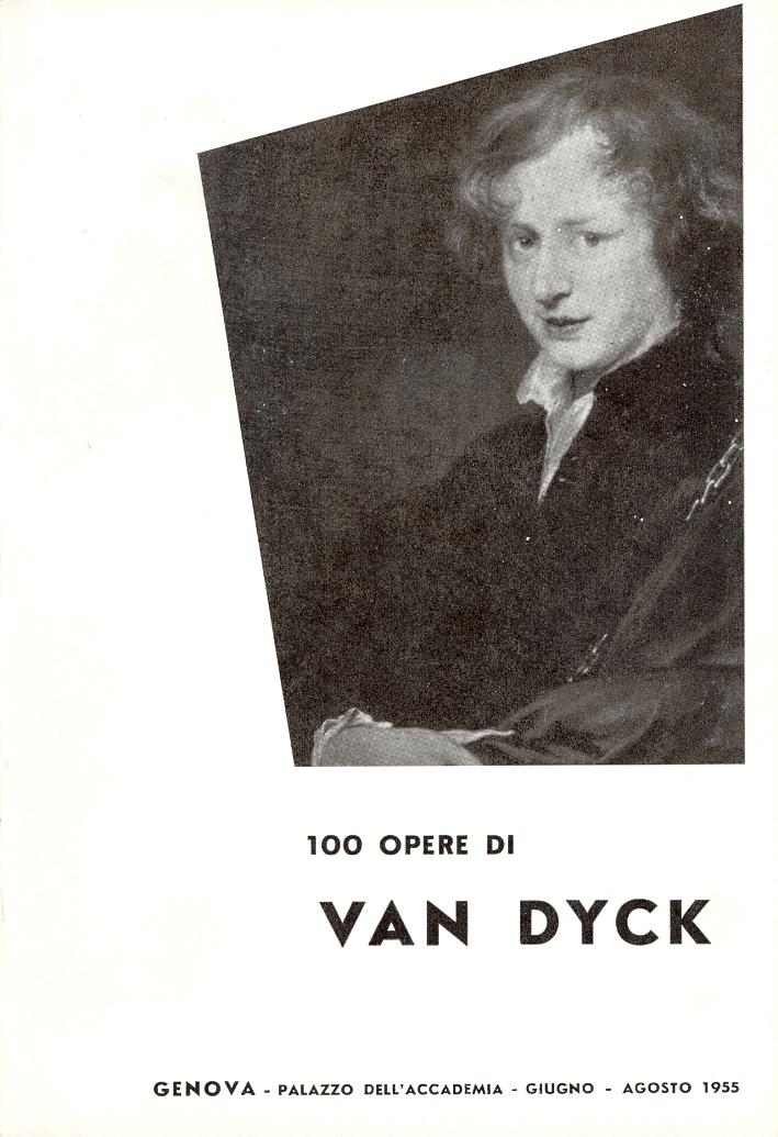 100 opere di Van Dyck