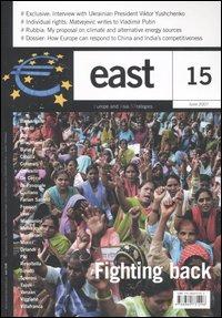East. [English Ed.]. Vol. 15.