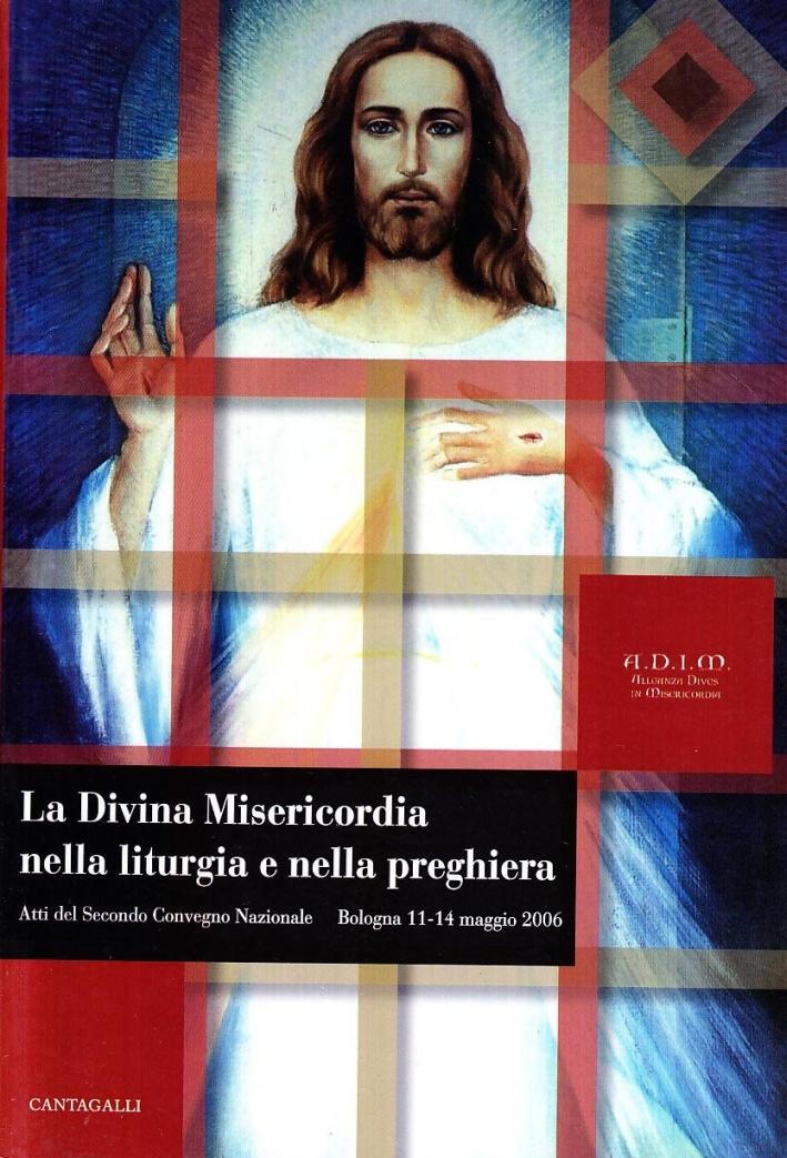 La divina misericordia nella liturgia e nella preghiera