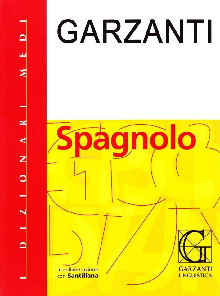 Dizionario di spagnolo. Ediz. bilingue