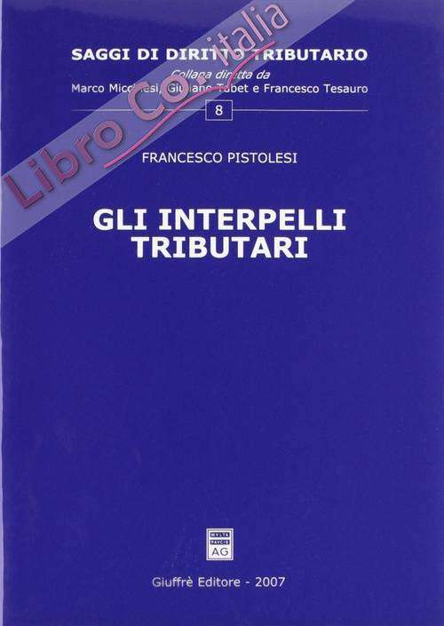 Gli interpelli tributari
