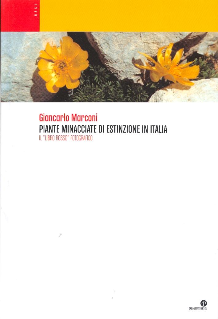 Piante minacciate di estinzione in Italia. Il