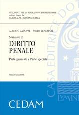 Manuale di diritto penale. Parte generale e parte speciale