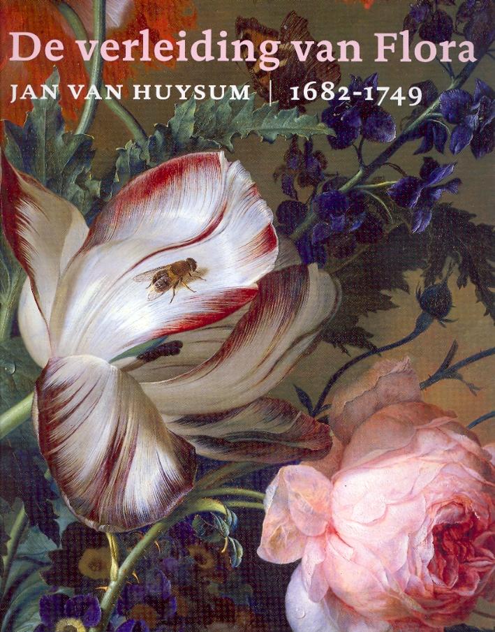 De verleiding van Flora. Jan Van Huysum. 1682-1749