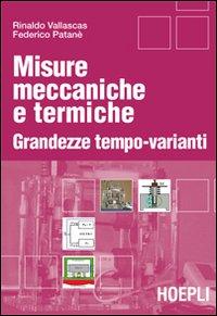 Misure meccaniche e termiche. Grandezze tempo-varianti