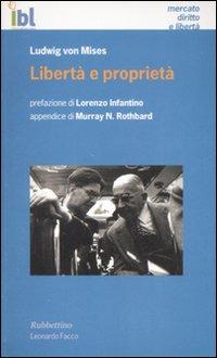 Libertà e proprietà