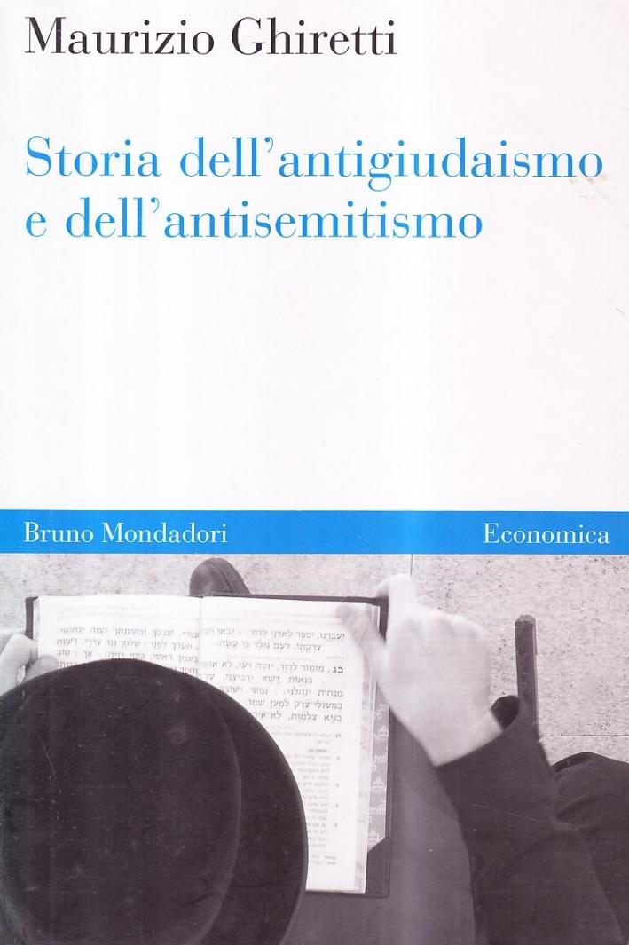 Storia dell'antigiudaismo e dell'antisemitismo