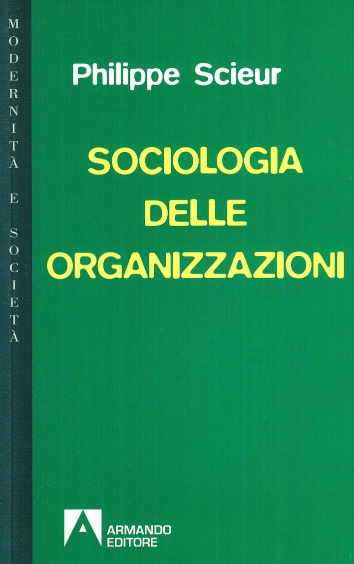 Sociologia delle organizzazioni
