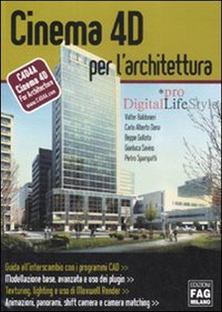 Cinema 4D per l'architettura