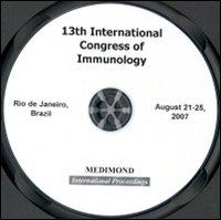 Thirteenth International congress of immunology, ICI (Rio de Janeiro, 21-25 August 2007). CD-ROM