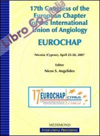 Seventeenth Congress of the European chapter of the International union of angiology (Nicosia, 26-29 April, 2007)