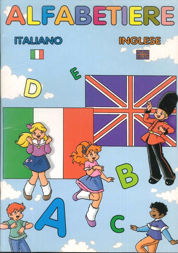 Alfabetiere. [Edizione Italiana e Inglese]