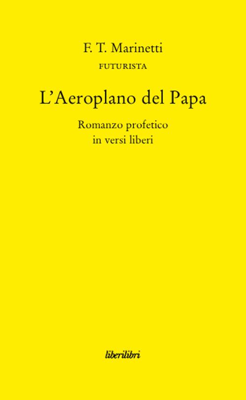 L'aeroplano del Papa.