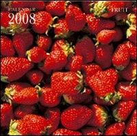 Fruits. Calendario 2008