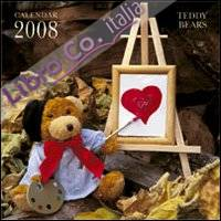 Teddy Bears. Calendario 2008