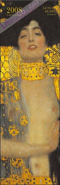 Gustav Klimt Women. Calendario 2008
