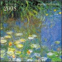 Impressionists. Calendario 2008
