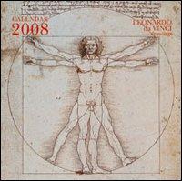 Leonardo da Vinci Drawings. Calendario 2008