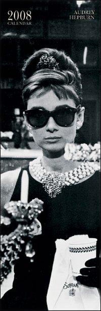 Audrey Hepburn. Calendario 2008.