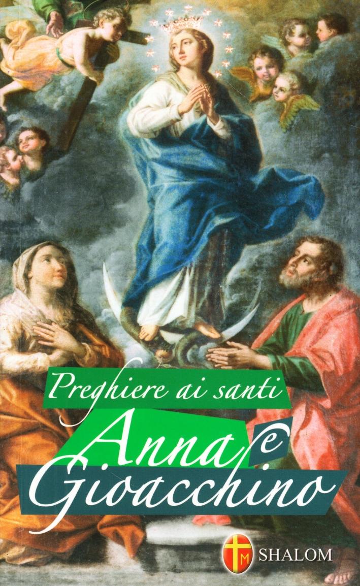 Preghiere ai santi Anna e Gioacchino