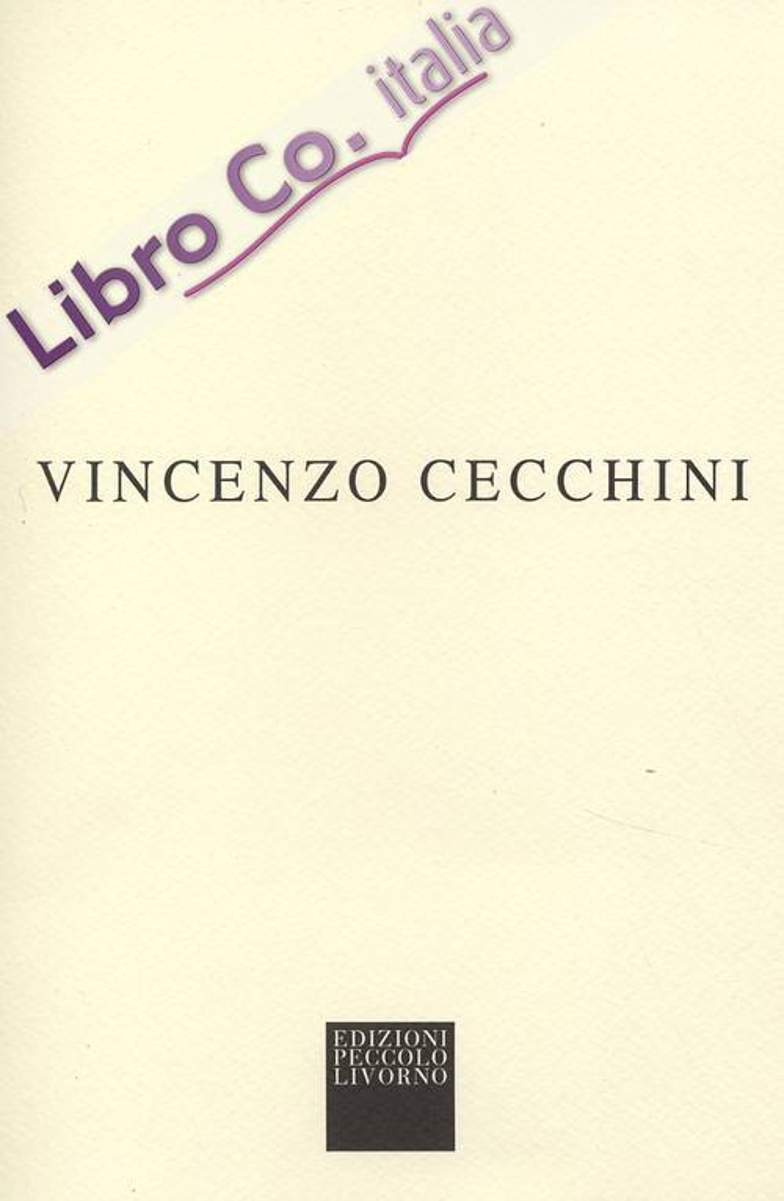 Vincenzo Cecchini.