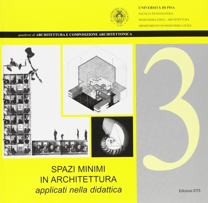 Spazi minimi in architettura applicati nella didattica