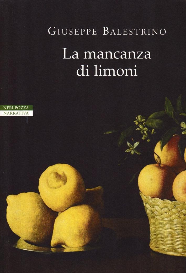 La mancanza di limoni